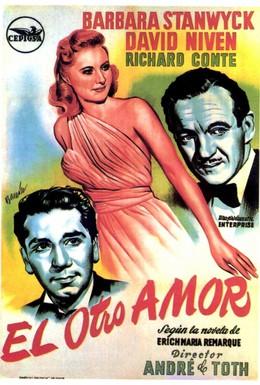 Постер фильма Другая любовь (1947)