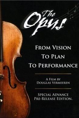 Постер фильма Опус (2008)
