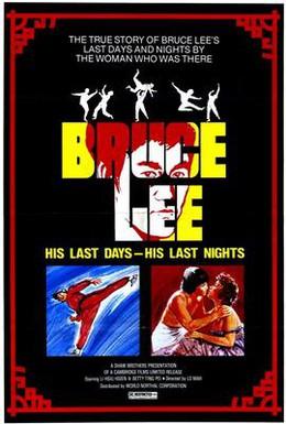Постер фильма Последние дни Брюса Ли (1973)