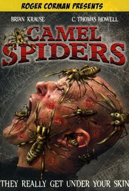 Постер фильма Верблюжьи пауки (2011)