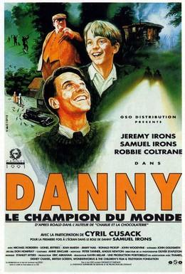 Постер фильма Дэнни – чемпион мира (1989)