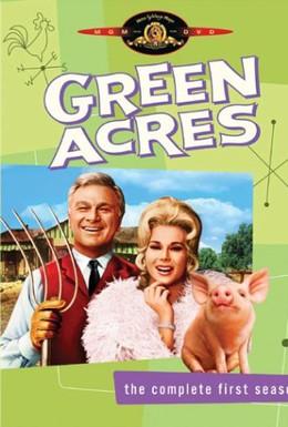 Постер фильма Зеленые просторы (1966)