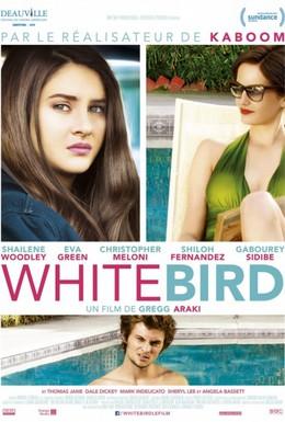 Постер фильма Белая птица в метели (2014)
