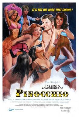 Постер фильма Пиноккио (1971)