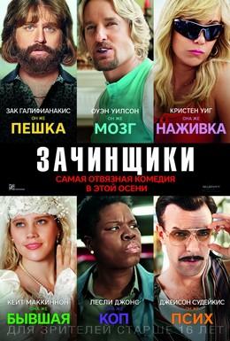 Постер фильма Зачинщики (2016)