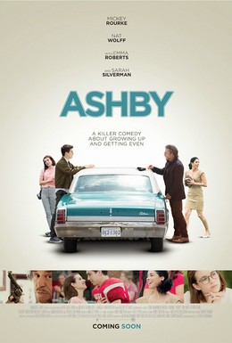 Постер фильма Эшби (2015)