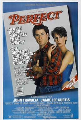 Постер фильма Идеально (1985)