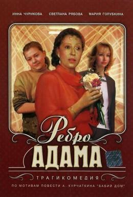 Постер фильма Ребро Адама (1990)