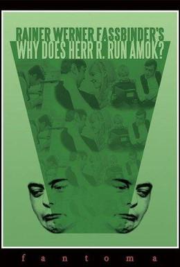 Постер фильма Почему рехнулся господин Р? (1970)