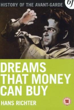 Постер фильма Сны, которые можно купить за деньги (1947)