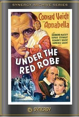 Постер фильма Под кардинальской мантией (1937)