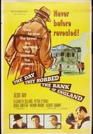 День, когда ограбили английский банк (1960)