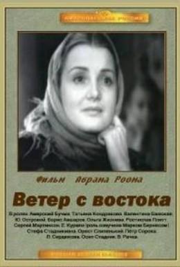 Постер фильма Ветер с востока (1940)