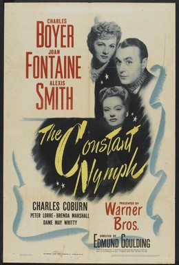 Постер фильма Верная нимфа (1943)