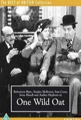 Постер фильма Зёрнышко дикого овса (1951)