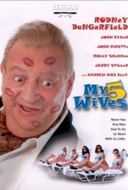 Постер фильма Мои 5 жён (2000)