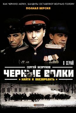 Постер фильма Черные волки (2011)