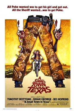 Постер фильма В маленьком техасском городке (1976)