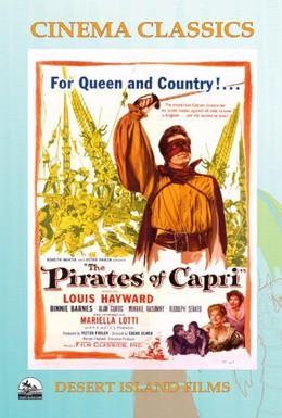 Постер фильма Пираты острова Капри (1949)