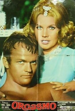 Постер фильма Оргазмо (1969)