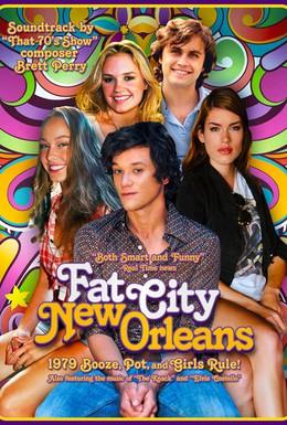 Постер фильма Фэт Сити, Новый Орлеан (2011)