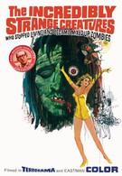 Неимоверно странные существа, переставшие жить и ставшие полузомби!!? (1964)