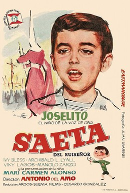 Постер фильма Песня соловья (1959)