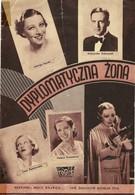 Дипломатическая жена (1937)