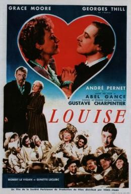Постер фильма Луиза (1939)