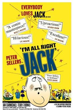 Постер фильма Всё в порядке, Джэк (1959)