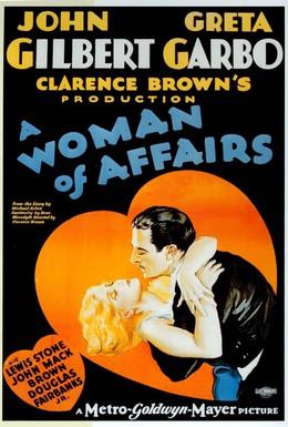 Постер фильма Женщина дела (1928)