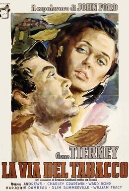 Постер фильма Табачная дорога (1941)