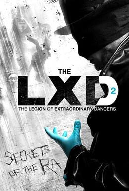 Постер фильма Легион экстраординарных танцоров (2010)