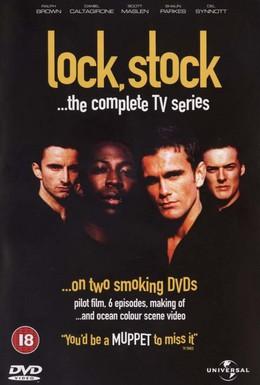 Постер фильма Карты, деньги и два ствола 2 (2000)