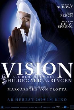 Постер фильма Видения – Из жизни Хильдегарды фон Бинген (2009)