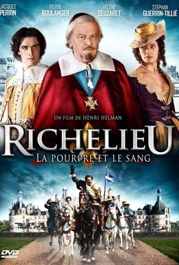 Постер фильма Ришелье. Мантия и кровь (2014)