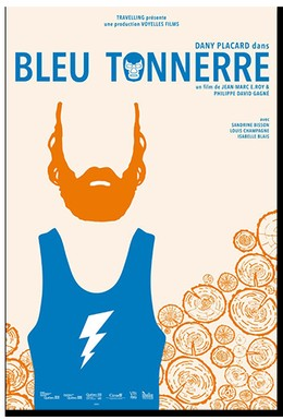 Постер фильма Голубой гром (2015)