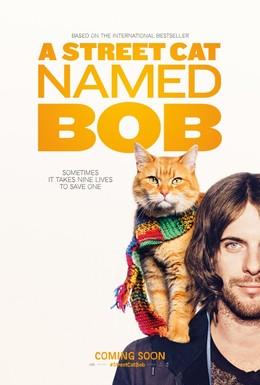 Постер фильма Уличный кот по кличке Боб (2016)