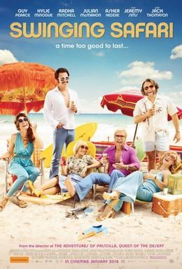 Постер фильма Горячие каникулы (2018)