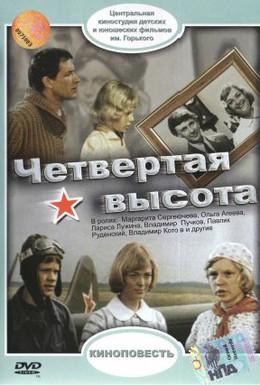 Постер фильма Четвертая высота (1978)