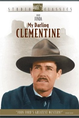 Постер фильма Моя дорогая Клементина (1946)