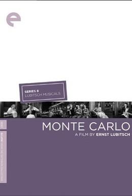 Постер фильма Монте-Карло (1930)