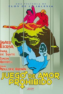 Постер фильма Игра в запретную любовь (1975)