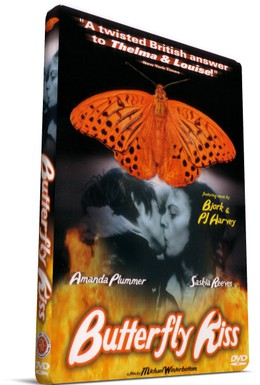 Постер фильма Поцелуй бабочки (1995)