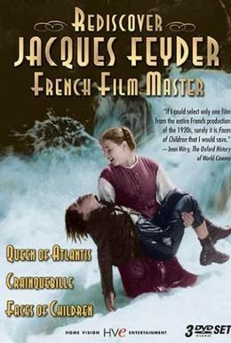 Постер фильма Атлантида (1921)