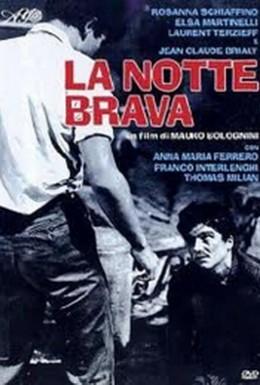 Постер фильма Бурная ночь (1959)