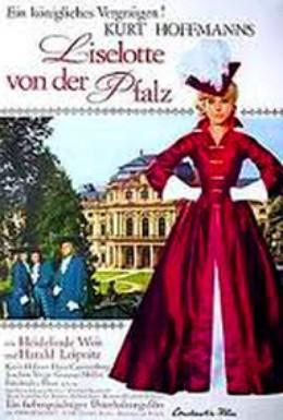 Постер фильма Лизелотта из Пфальца (1966)
