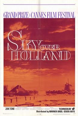 Постер фильма Небо над Голландией (1967)