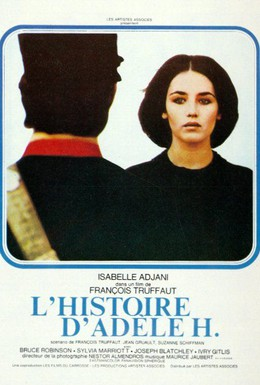 Постер фильма История Адели Г (1975)