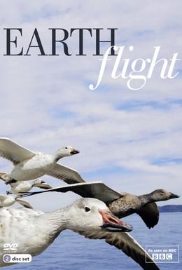Постер фильма BBC: Мир с высоты птичьего полета (2011)